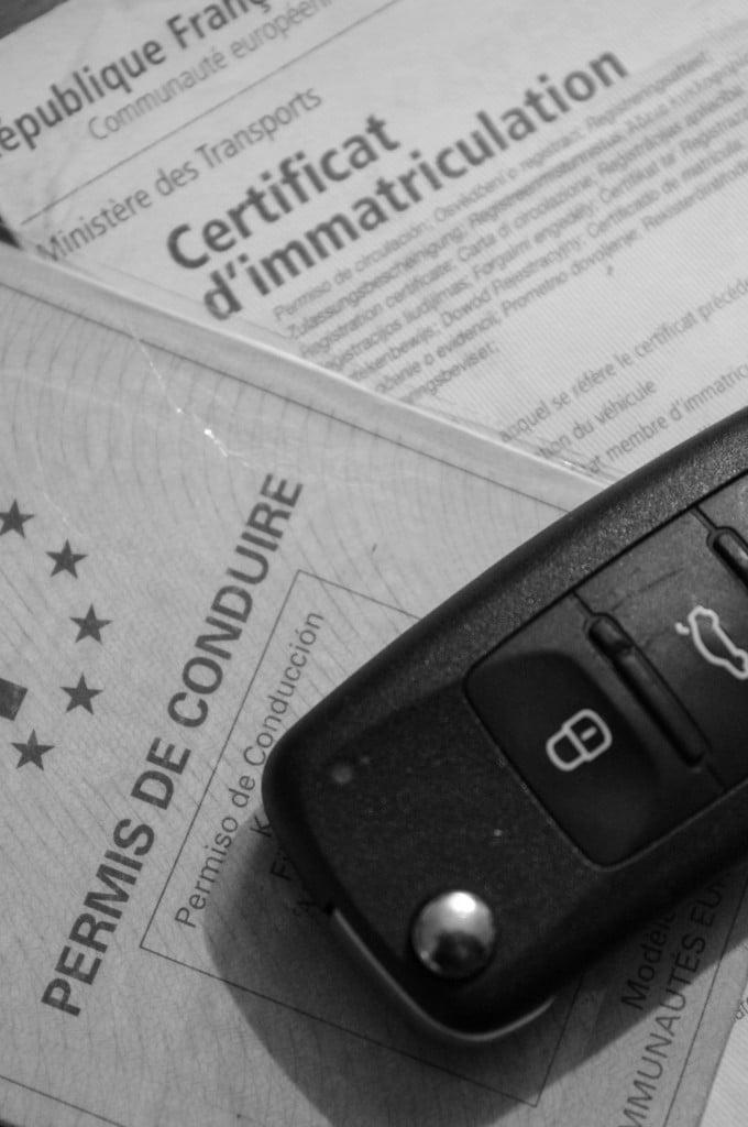 Permis de conduire et Certificat d'Immatriculation © Cabinet MCE - Marie Camille ECK, Avocat au Barreau de PARIS