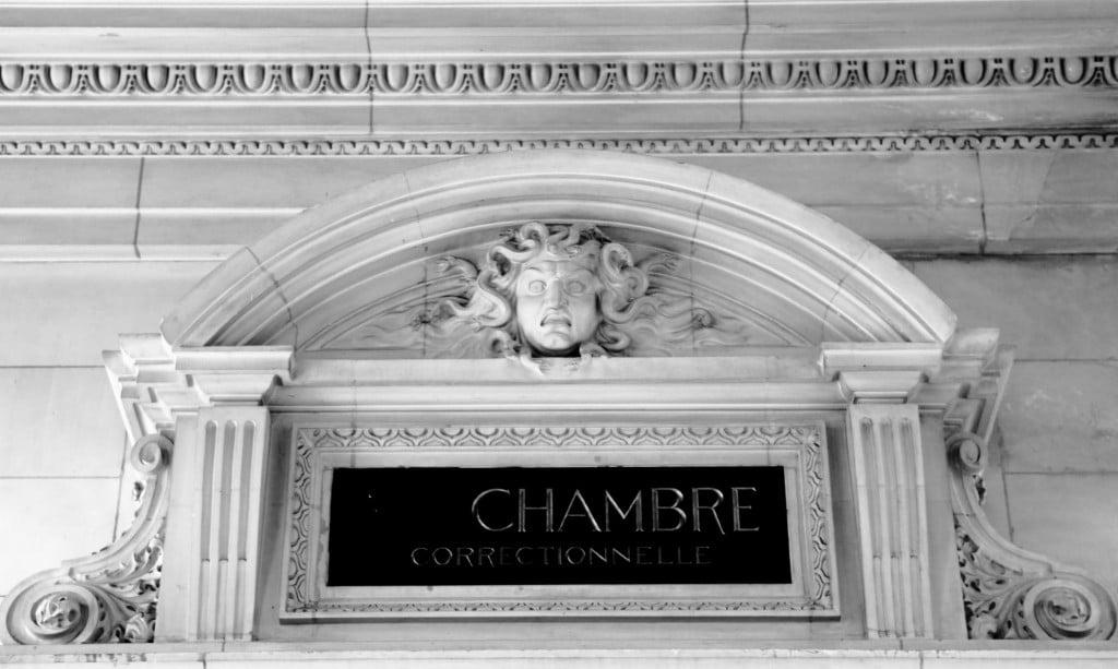 Chambre correctionnelle Palais de Justice de PARIS © Cabinet MCE - Marie Camille ECK, Avocat au Barreau de PARIS