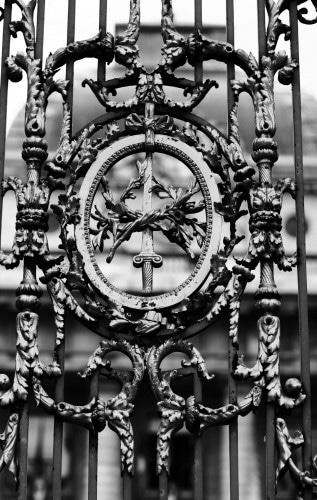 Portail du Palais de Justice de PARIS © Cabinet MCE - Marie Camille ECK, Avocat au Barreau de PARIS