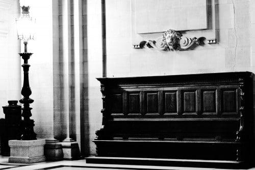 Banc Palais de Justice de PARIS © Cabinet MCE - Marie Camille ECK, Avocat au Barreau de PARIS