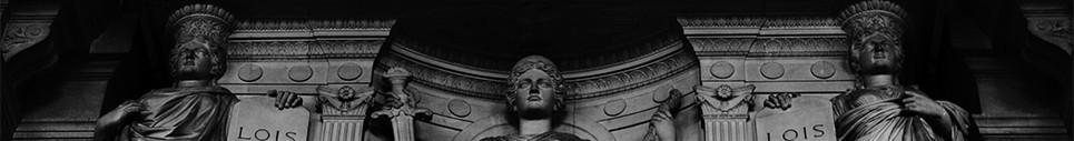 Statue de la loi - Palais de Justice de PARIS © Cabinet MCE - Marie Camille ECK, Avocat au Barreau de PARIS