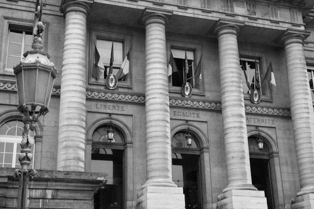 Entrée du Palais de Justice de Paris © Cabinet MCE - Marie Camille ECK, Avocat au Barreau de PARIS