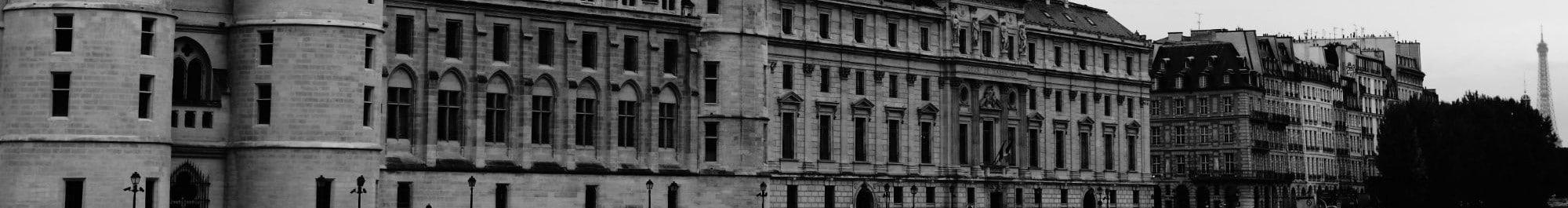 Toits - Palais de Justice de PARIS © Cabinet MCE - Marie Camille ECK, Avocat au Barreau de PARIS