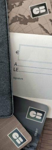 Chèque et CB © Cabinet MCE - Marie Camille ECK, Avocat usurpation d'identité