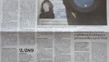 Les Echos - Interview de Me Marie-Camille ECK, avocat au Barreau de Paris, sur l'usurpation d'identité pour le journal